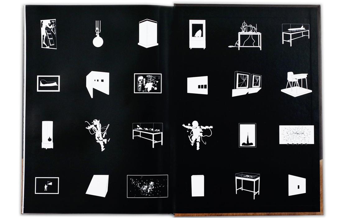 Monograph interior